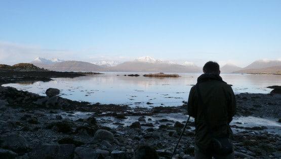 Non Estuarine Waterbird Survey Tokavaig LC