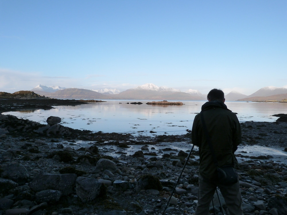Non Estuarine Waterbird Survey Tokavaig LC
